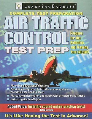 Air Traffic Control Test Preparation By Learningexpress (EDT)